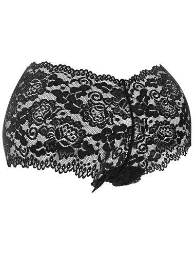 PRETTY LOVE BOTTOM - RECHARGEABLE SILICONE RECHARGEABLE PLUG WITH VIBRATION