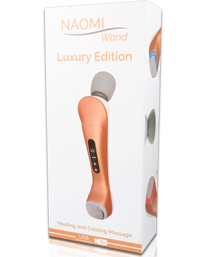 Naomi Wand Luxury Edition Massage